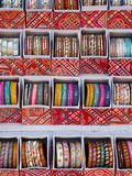 Colourful Braclets for Sale in a Shop in Jaipur  Rajasthan  India