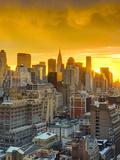 USA  New York  Manhattan  Midtown  Including Empire State Building