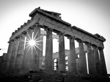 The Parthenon  Acropolis  Athens  Greece