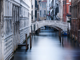 Quiet Morning  Venice  Veneto Region  Italy