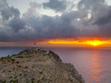 Lighthouse at Cap De Formentor  Mallorca  Balearic Islands  Spain