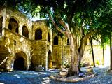 Medieval Architecture  Rhodes Town  Rhodes  Greece