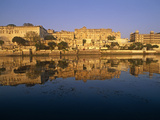 India  Rajasthan  Udaipur  Famous City Palace Complex and the Adjoining Fateh Prakash Palace Hotel