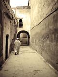 Morocco, Marrakech, Medina (Old Town) Papier Photo par Michele Falzone