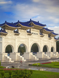 Taiwan  Taipei  Entrance Gate  Chiang Kai-Shek Memorial Hall