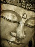 Buddha Mask  Kuala Lumpur  Malaysia