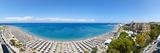Rhodes Casino and Town Beach  Rhodes Town  Rhodes  Greece