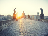 Europe  Czech Republic  Central Bohemia Region  Prague  Charles Bridge