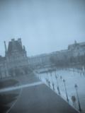 France  Paris  Museum of Decorative Arts  View of the Musee Du Louvre Buildings