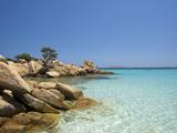 Capriccioli Beach  Costa Smeralda  Sardinia  Italy