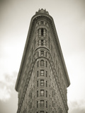 Flatiron Building  Manhattan  New York City  USA