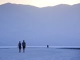 USA  California  Death Valley National Park  Badwater  Lowest Point in the Western Hemisphere