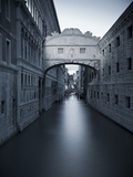 Bridge of Sighs  Doge's Palace  Venice  Italy