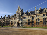Christchurch Is One of Largest Constituent Colleges of the University of Oxford in England  College