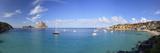 Spain  Balearic Islands  Ibiza  Cala D'Hort Beach