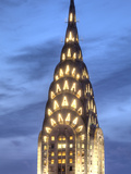 Chrysler Building  Midtown  Manhattan  New York City  USA