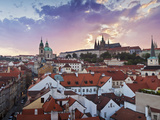 Mala Strana (Little Quarter)  Prague  Czech Republic