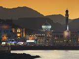 Oman  Muscat  Mutrah Corniche