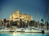 Spain  Balearic Islands  Mallorca  Palma De Mallorca  Cathedral