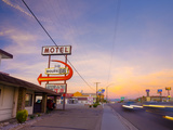 USA  Arizona  Kingman  Route 66  Route 66 Motel