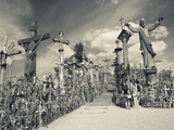 Lithuania  Central Lithuania  Siauliai  Hill of Crosses  Religious Pilgrimage Site