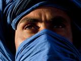 Tuareg Man  Erg Chebbi  Sahara Desert  Morocco