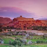 Ait Benhaddou  Atlas Mountains  Morocco