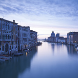 Santa Maria Della Salute  Grand Canal  Venice  Italy