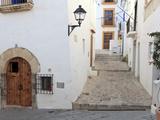 Spain  Balearic Islands  Ibiza  Ibiza Old Town (UNESCO Site)  Dalt Vila