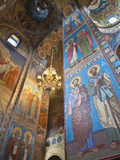 Russia  St Petersburg  Church of the Spilled Blood
