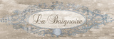 La Baignoire Sign
