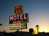 USA  California  Route 66  Barstow  Route 66 Motel