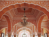 Diwan-I-Khas (Hall of Private Audience)  City Palace  Jaipur  Rajasthan  India