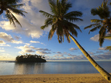 Muri Beach  Rarotonga  Cook Islands  South Pacific