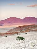Sunrise  Namibia  Africa