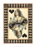 Harlequin Cards IV