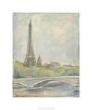 View of Paris III