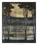 Nouveau Trees I
