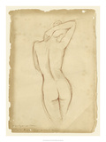 Antique Figure Study I