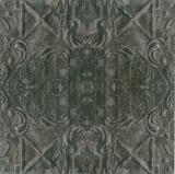 Embellished Tin Tile II