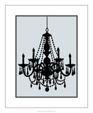 Ornate Chandelier III