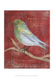 Paper Bird I