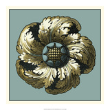 Floral Medallion II