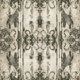 Embellished Tin Tile III