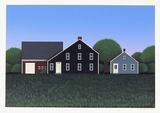 Untitled, Farmhouse 1 Reproduction pour collectionneurs par Theodore Jeremenko