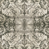 Embellished Tin Tile IV