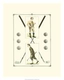 Golfers: H Hutchinson & John Ball