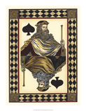 Harlequin Cards I