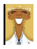 The New Yorker Cover - July 9  2012