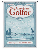 American Golfer June 1928 - Wall Tapestry